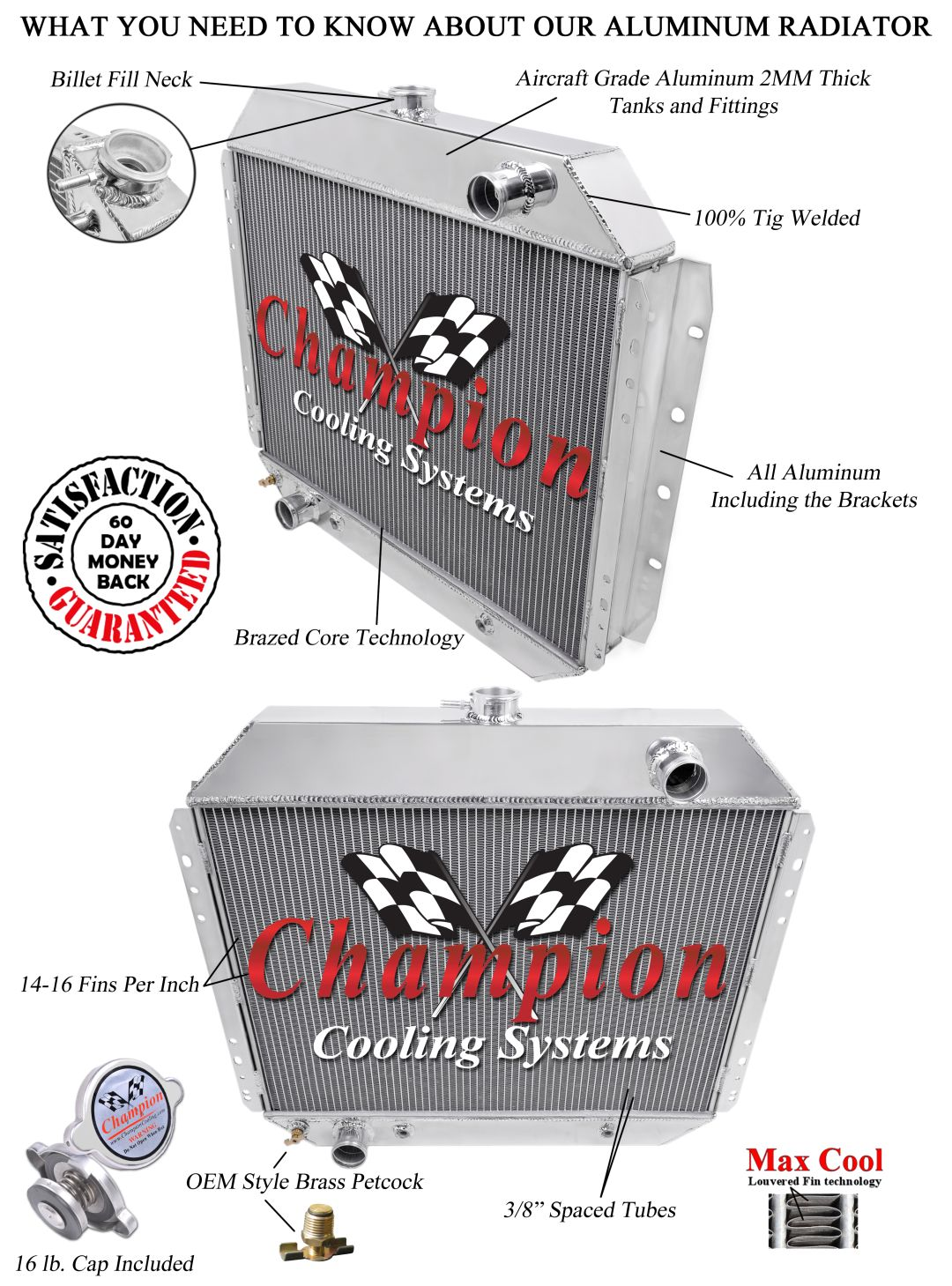 1979 ford bronco engine diagram 2 row 1  tubes reliable champion radiator for 1978 1979 ford  champion radiator for 1978 1979 ford